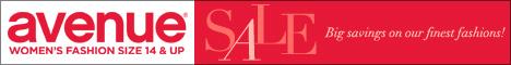 Avenue.com Plus Size Clothing on Sale