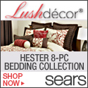 Lush D�cor Hester 8-PC Bedding Collection