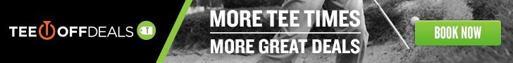 More Great Tee Times More Great Deals - Deals.TeeOff.com