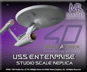 Star Trek Limited Edition Replicas