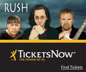 Rush Concert Tickets