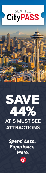 Save up to 45% on Seattle's 5 best attractions with Seattle CityPass