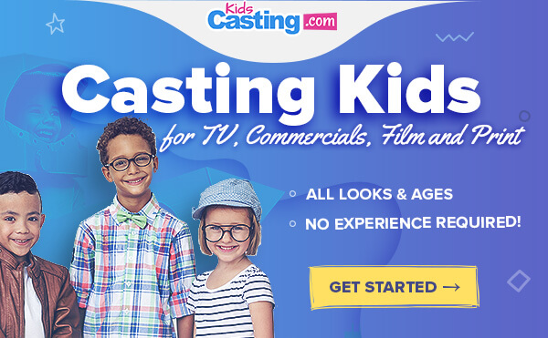 Casting Kids, no exparience required