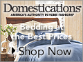Domestications Comforters and Bedding