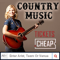 Country Music Event Tickets at Tickets.Cheap SAVE on Tickets Here!