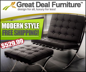 Modern Leather Chairs on Sale - Free Shipping