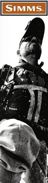 Simms Gore-Tex Waders