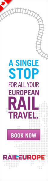 Canadians - One Stop For European Rail Travel