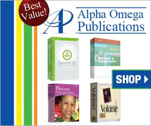 Alpha Omega (AOP) Curriculum at NestLearning.com