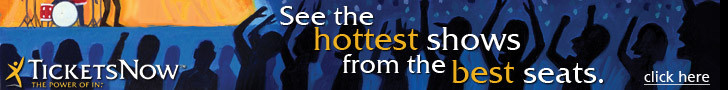 Get Seats at the Hottest Concerts from TicketsNow
