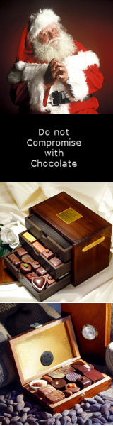 Do not compromise with chocolate