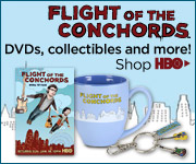 Shop for Flight of the Conchords at HBO