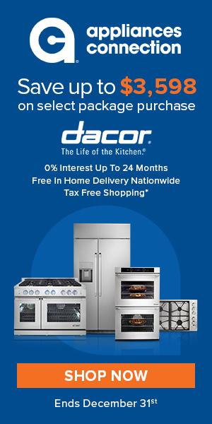 Dacor Jumpstart Savings Package