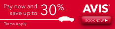 Click here for the lowest rates at Avis.com