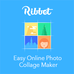Ribbet - Easy Online Photo Collage Maker
