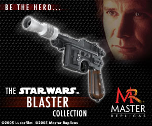 Star Wars Blaster Collection