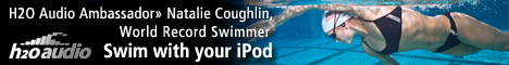Banner - Swim with your iPod