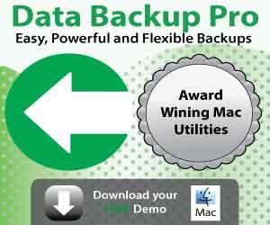 Data Backup 3 Easy to Use Mac Backup Software