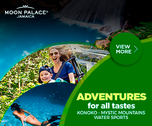 $1,500 Resort Credit en Moon Palace Jamaica.