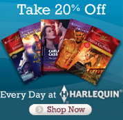 eHarlequin - Save 20% On Your Order