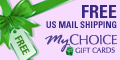 Free Shipping on Gift Cards