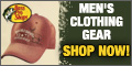 Men's Clothing at Basspro.com