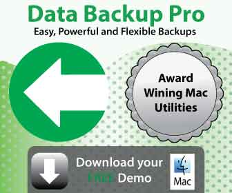 Data Backup 3 Easy to Use Mac Backup Software