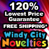 120% Low Price Guarantee Plus Free Shipping Patyu Decorations & Supplies Windy City Novelties