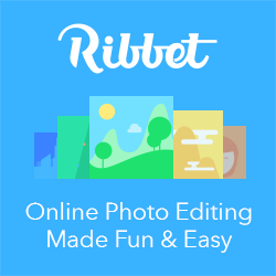 -Create Beautiful Photo Collages with Ribbet's fun and easy online collage maker-