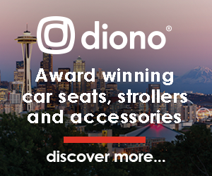Award winning car seats, strollers and accessories by Diono