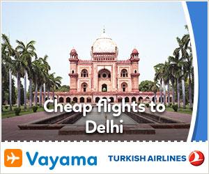 Vayama - TK_Delhi2017: Amazing Deals to Delhi