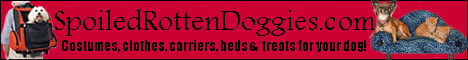 SpoiledRottenDoggies.com: Spoil Your Best Friend!