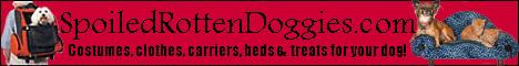 SpoiledRottenDoggies.com: Spoil Your Best Friend!