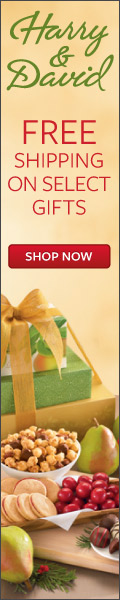 120x600 - Free Shipping on Select Gifts - Evergree