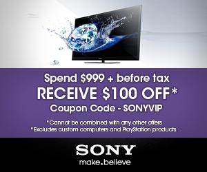 Sony VIP 100