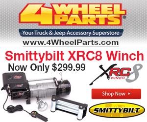 Smittybilt XRC 8 Winch