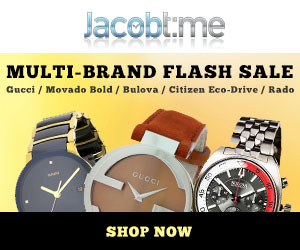 Luxury Watches by Bulova, Movado, Gucci & More. On Sale Now!