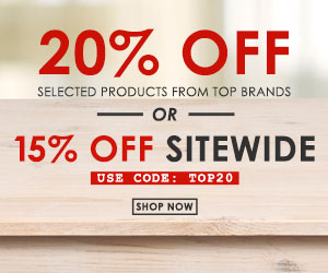 Save 15% Off Sitewide or 20% Off Top Pet Brands!