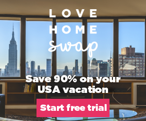 Save 90% on your USA vacation