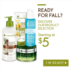 Be Ready for Fall with Yves Rocher