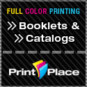 PrintPlace.com Online Full Color Printing Booklets