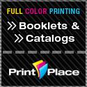 PrintPlace.com Online Full Color Printing Booklets