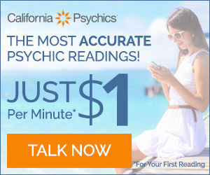 New customers talk to a psychic for just $1/minute