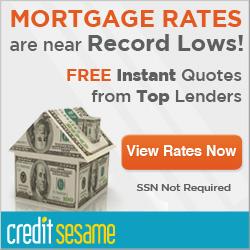 credit sesame mortgages