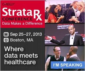 Im Speaking at StrataRx 2013