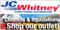JCWhitney clearance offers exceptional savings.