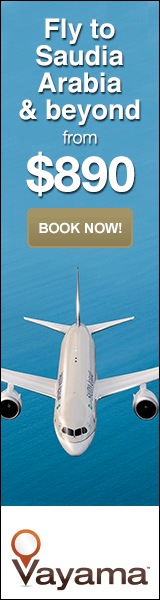 Vayama.com -Save in our biggest promotion ever with Qatar Airways!