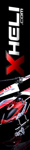 XHeli RC Helicopter