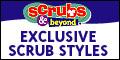 Scrubs & Beyond Exclusive Scrub Styles!