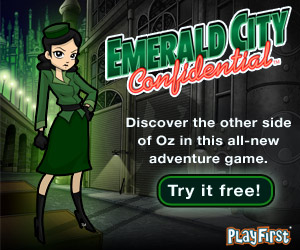 Get Emerald City Confidential Now!